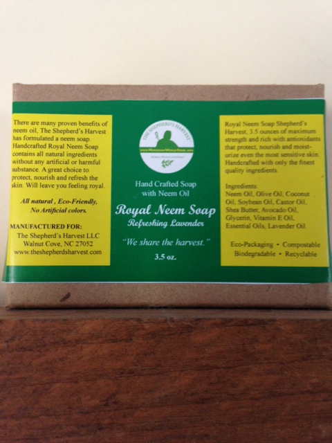 Royal Neem Soap (3.5 OZ)